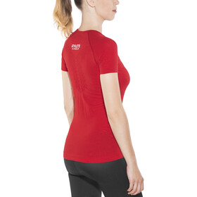 Compressport Casual Postural T-Shirt Athlete Women Red